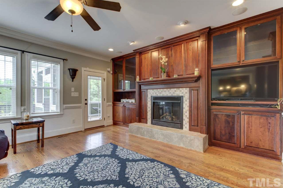 beautiful greatroom at 14550 NC 210 Highway, an Angier luxury home for sale