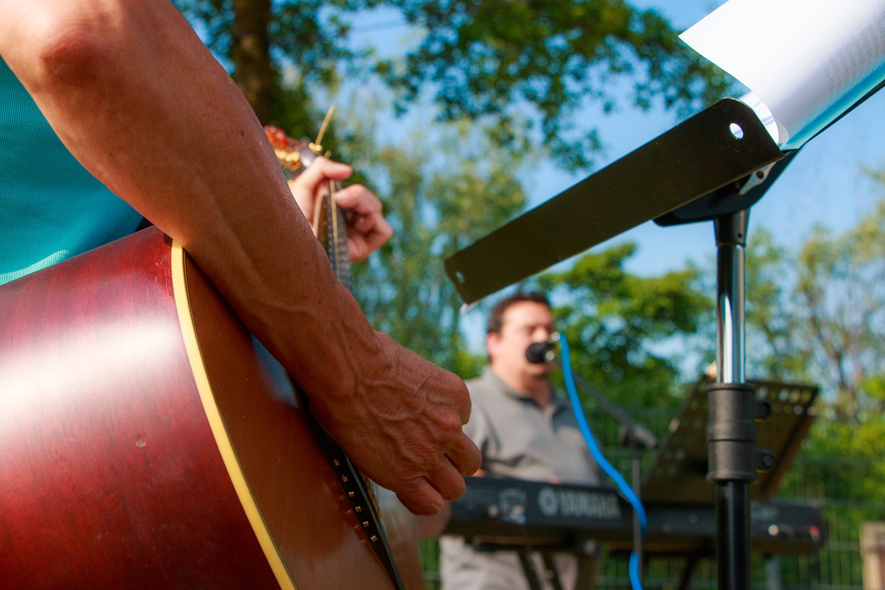 outdoor concerts and other triangle fall events