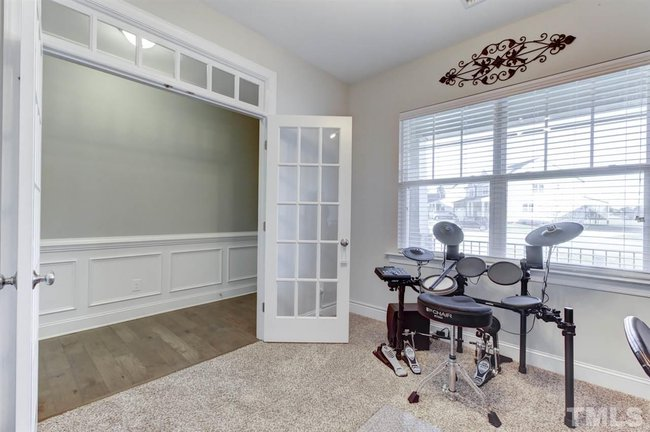 office with french doors
