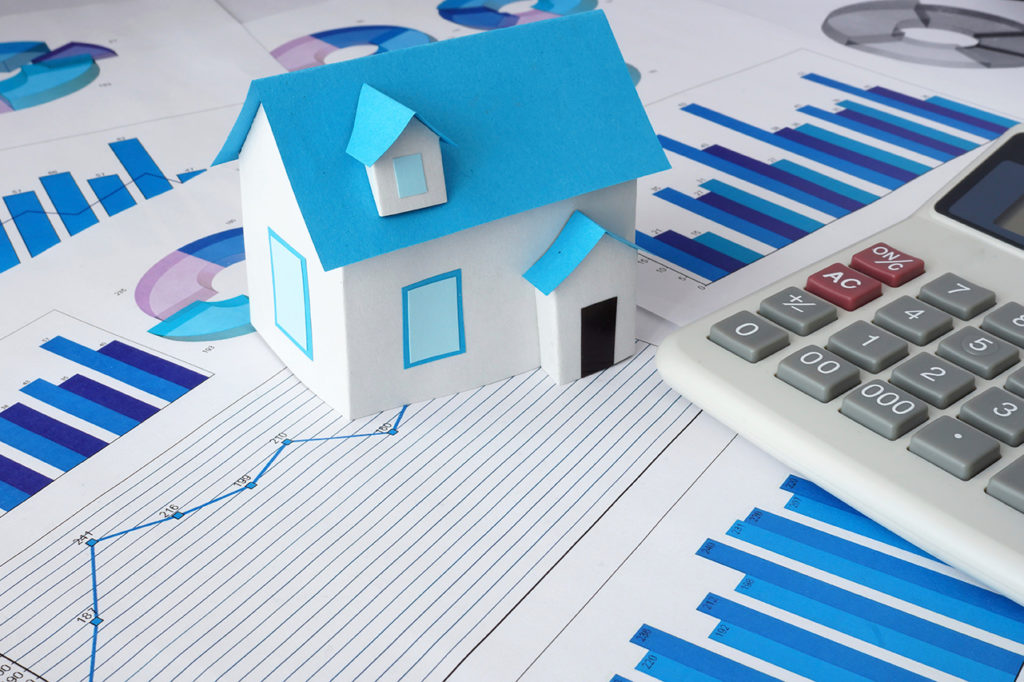 calculating the value of a home